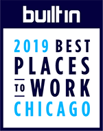Built in Chicago - Best Places to Work 2019