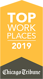 Chicago Tribune Top Places to Work 2019