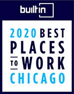 Built in Chicago - Best Places to Work 2020