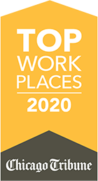 Chicago Tribune Top Places to Work 2020